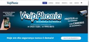 Voipphonia Segurança Eletrônica