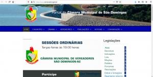 Câmara Municipal de São Domingos-SC
